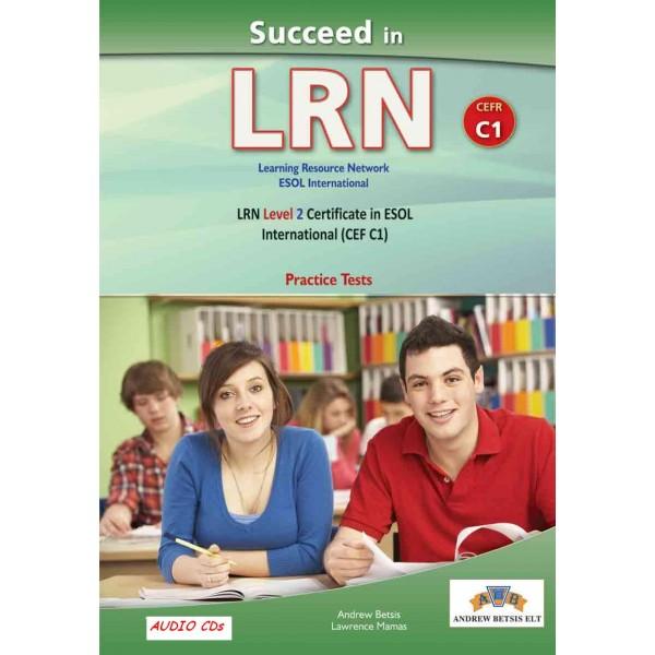 Succeed in LRN - CEFR C1 - Practice Tests  - Audio CDs