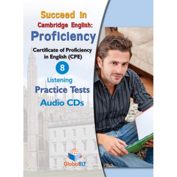Succeed in Cambridge English: Proficiency - 8 Practice Tests Audio CDs