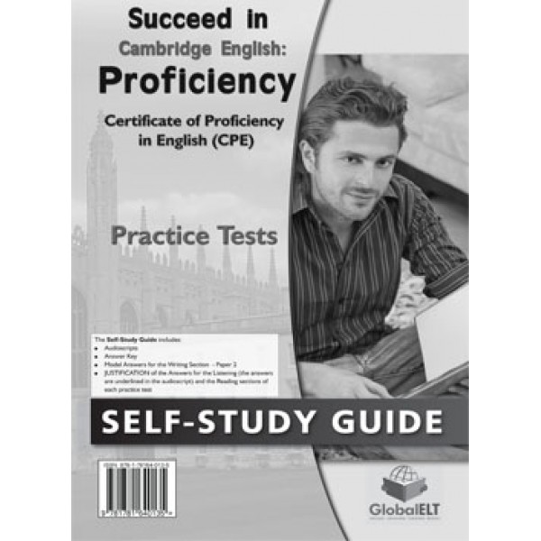 Succeed in Cambridge English: Proficiency - 8 Practice Tests Self-Study Edition