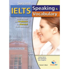 Succeed in IELTS - Speaking & Vocabulary Teacher's Book
