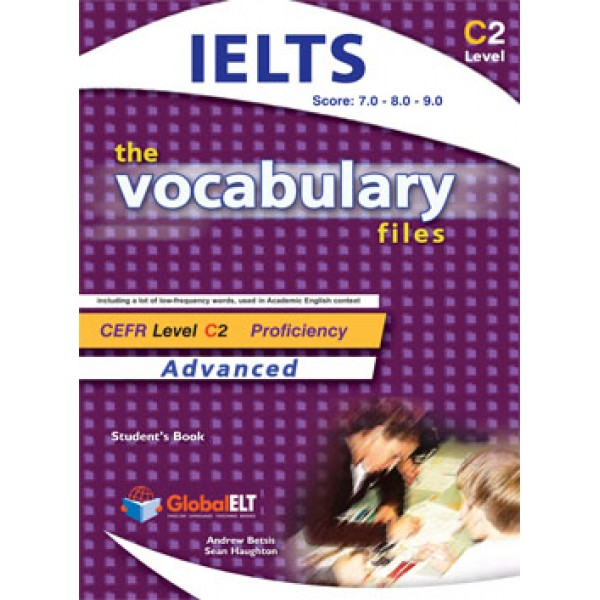 Vocabulary Files C2 Student's Book