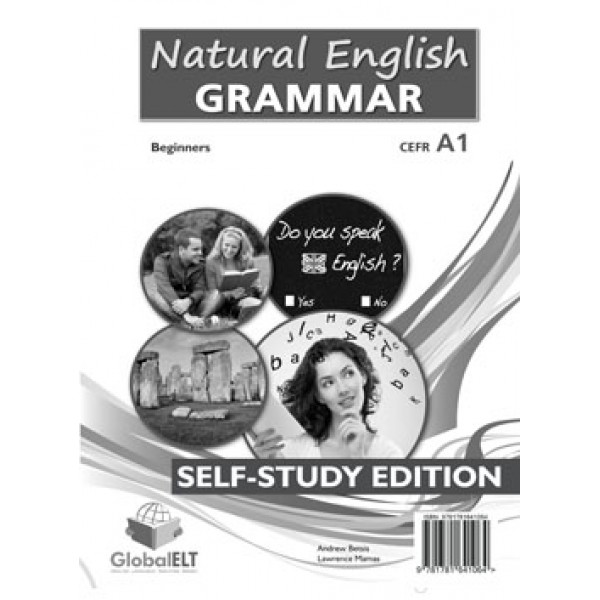 Natural English Grammar  Level CEFR A1 Self-Study Edition