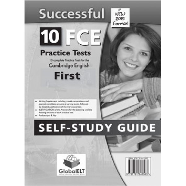 Successful FCE - 10 Practice Tests NEW 2015 FORMAT Self-Study Edition