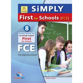SiMPLY First for SCHOOLS-8 Practice Tests Teacher's Book
