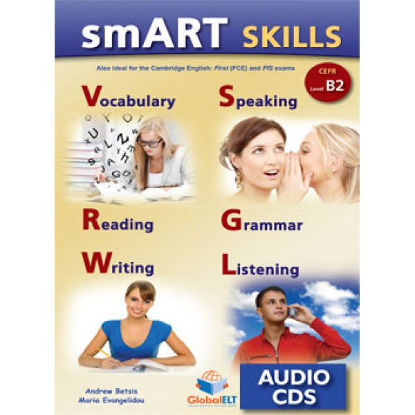 SMART Skills - 2015 Edition Audio CDs