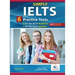 SiMPLY IELTS - 5 IELTS Academic Tests & 1 IELTS General Test Teacher's Book