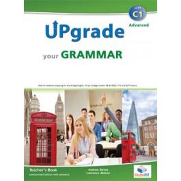 Upgrade your Grammar Level CEFR C1 Teacher's Book