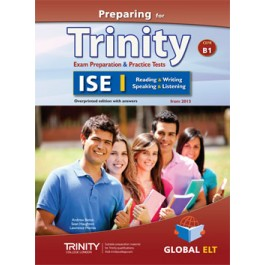 Preparing for Trinity-ISE I - CEFR B1 Teacher's Book Overprinted edition