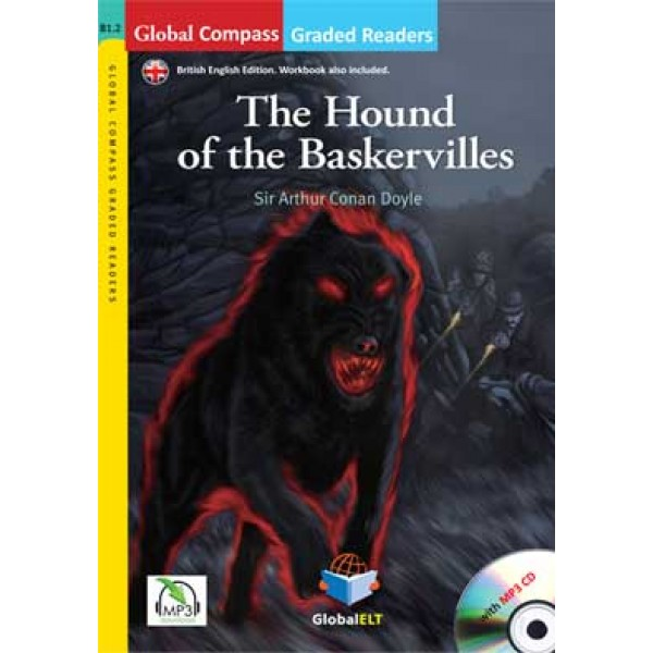 Graded Reader - The Hound of Baskervilles with MP3 CD - Level B1.2