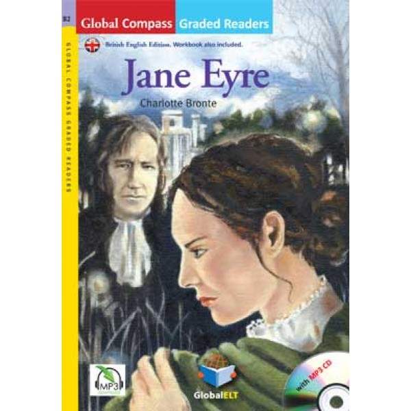Graded Reader - Jane Eyre with MP3 CD - Level B2