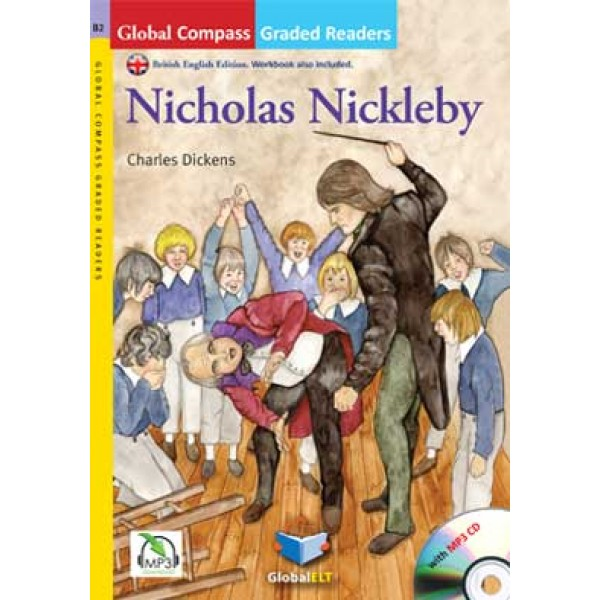 Graded Reader - Nicholas Nickleby with MP3 CD - Level B2