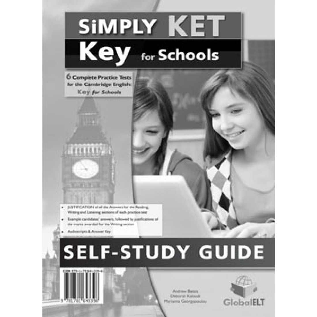 Simply Cambridge English KEY (KET) for Schools - 6 Practice Tests Self  Study Edition