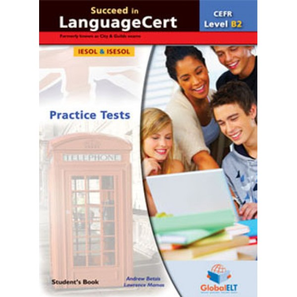 Succeed in LanguageCert Communicator CEFR Level B2  Student's Book