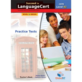 Succeed in LanguageCert Communicator CEFR Level B2  Teacher's Book