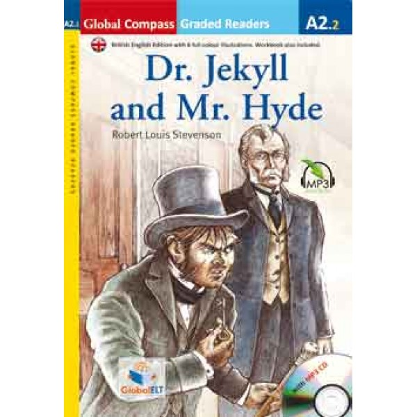 Graded Reader - Dr. Jeckyl and Mr Hyde with MP3 CD - Level A2.2
