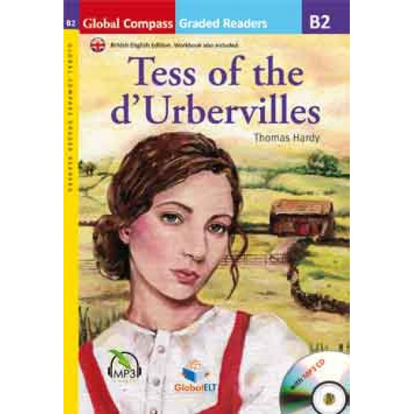 Graded Reader - Tess of the d'Urbervilles with MP3 CD - Level B2