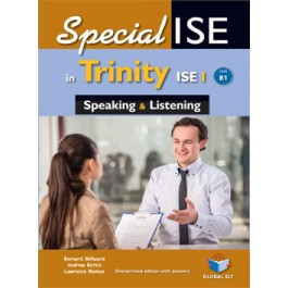 Specialise in Trinity ISE I - CEFR B1 - Speaking & Listening - Audio CDs