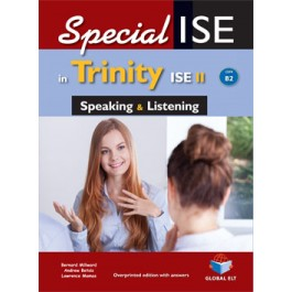 Specialise in Trinity ISE II - CEFR B2 - Speaking & Listening Teacher's Overprinted edition