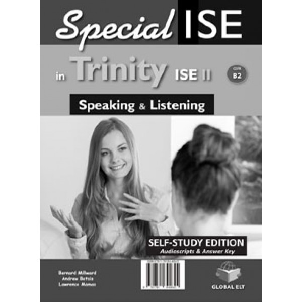 Specialise in Trinity ISE II - CEFR B2 - Speaking & Listening  Self-study Edition