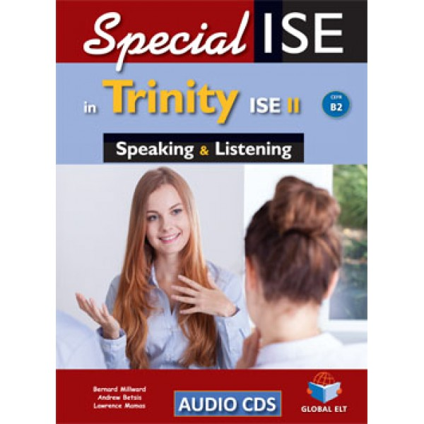 Specialise in Trinity ISE II - CEFR B2 - Speaking & Listening Audio CDs