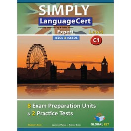 Simply LanguageCert Expert CEFR Level C1 Student's Book