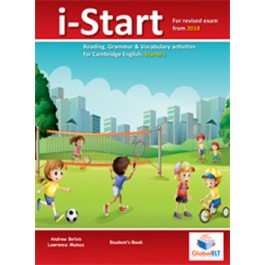 Cambridge YLE - i-START - 2018 Format -  Student's book (with CD)