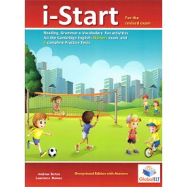 Cambridge YLE - i-START - 2018 Format - Teacher's Overprinted book