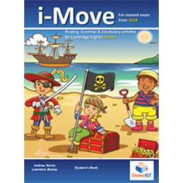 Cambridge YLE -  i-MOVE - 2018 Format - Student's book (without CD)