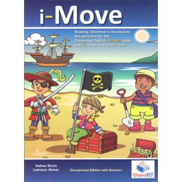 Cambridge YLE -  i-MOVE - 2018 Format -  Teacher's Overprinted book