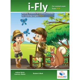 Cambridge YLE -  i-FLY - 2018 Format - Student's book (with CD)