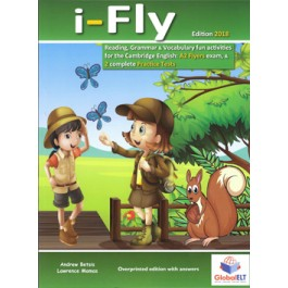 Cambridge YLE -  i-FLY - 2018 Format - Teacher's Edition with CD & Teacher's Guide