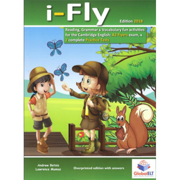 Cambridge YLE -  i-FLY - 2018 Format - Teacher's Overprinted book