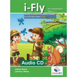 Cambridge YLE -  i-FLY - 2018 Format - Audio CD