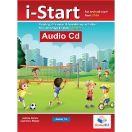 Cambridge YLE - i-START - 2018 Format - Audio CD