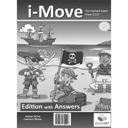 Cambridge YLE -  i-MOVE - 2018 Format - Student's Edition with CD & Answers Key