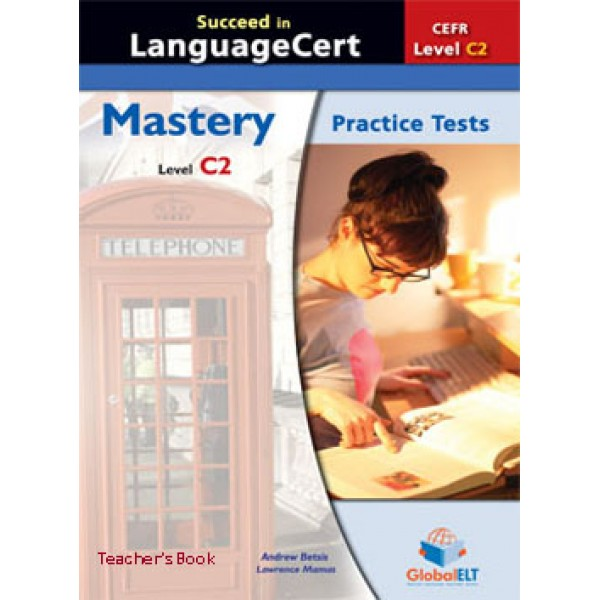 Succeed in LanguageCert Mastery CEFR Level C2  Teacher's Book