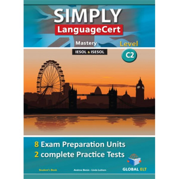 Simply LanguageCert Mastery CEFR Level C2 Student's Book