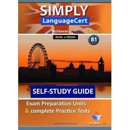 Simply LanguageCert Achiever CEFR Level B1 Self-Study Edition
