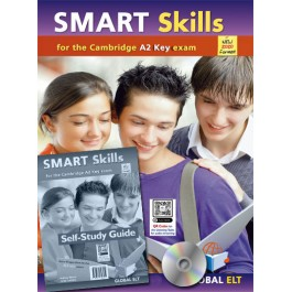 Smart Skills for A2 Key - Preparation for the Revised Exam from 2020 - Self-study Edition