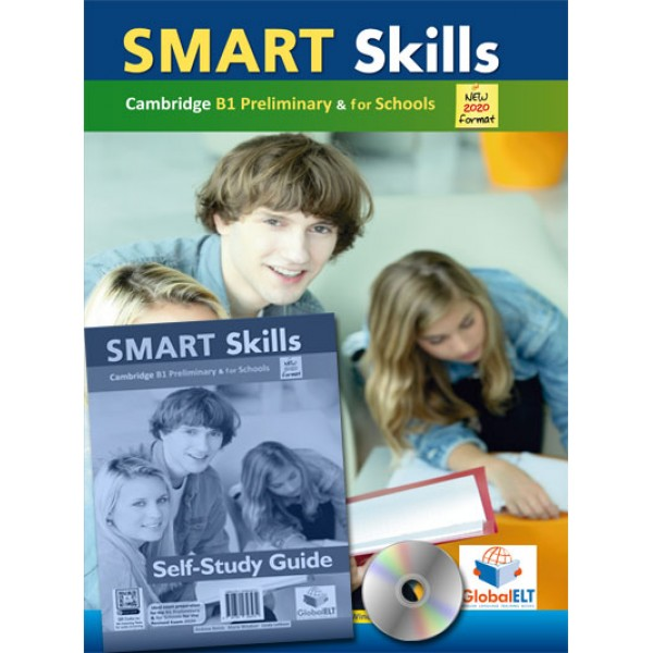 Smart Skills for B1 Preliminary - Preparation for the Revised Exam from 2020 - Self-study Edition