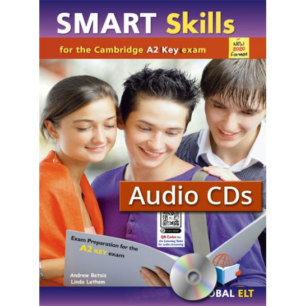 Smart Skills for A2 Key - Preparation for the Revised Exam from 2020 - Audio CDs
