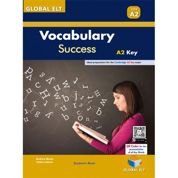 Vocabulary Success A2 Key - Student's book