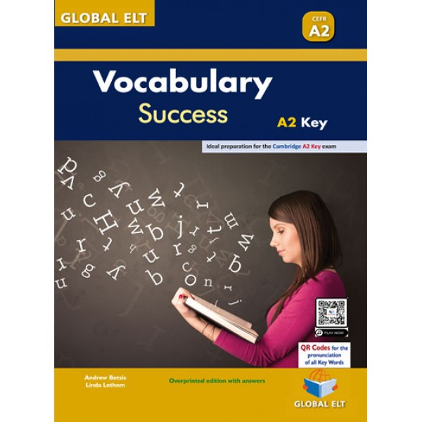 Vocabulary Success A2 Key - Overprinted edition with answers