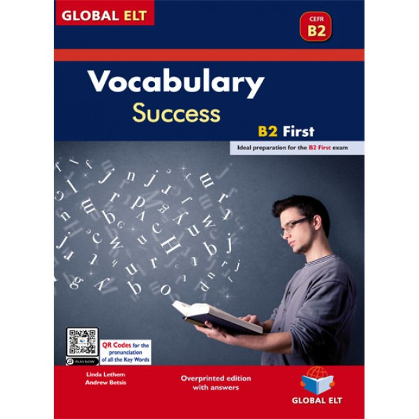 Vocabulary Success B2 First - Overprinted edition with answers