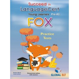 Succeed in LanguageCert Young Learners ESOL Fox Teacher's book