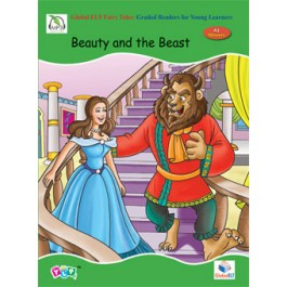 Fairy Tales Graded Reader - Beauty and the Beast - Level A1 Movers