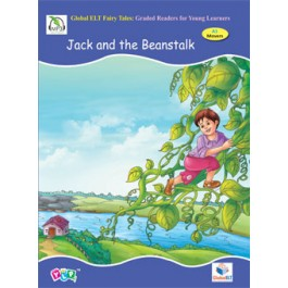 Fairy Tales Graded Reader - Jack and the Beanstalk - Level A1 Movers