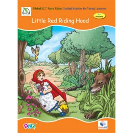 Fairy Tales Graded Reader - Little Red Riding Hood - Level A1 Movers