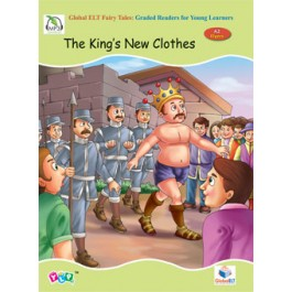 Fairy Tales Graded Reader - The King's New Clothes - Level A2 Flyers