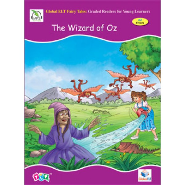 Fairy Tales Graded Reader - The Wizard of Oz - Level A2 Flyers
